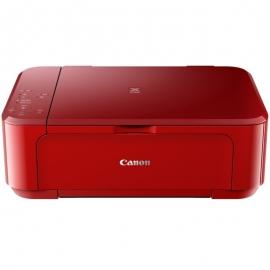 产地越南 进口佳能(Canon)MG3680 实用无线一体机 红色
