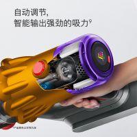戴森(Dyson)家用无线手持式吸尘器 V12 Detect Slim Total Clean(铜金色)