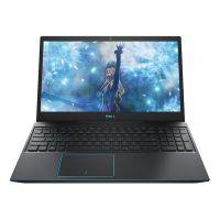 戴尔(Dell)G3 3590 15.6英寸游戏笔记本电脑 (i7-9750H 8GB 128GB+1TB GTX1650 4G)黑蓝色