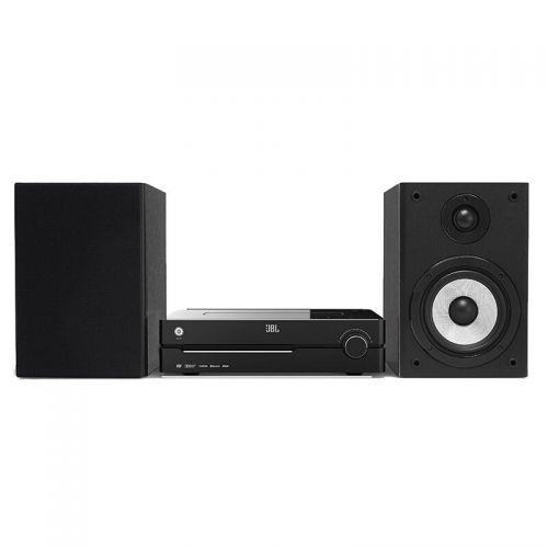 JBL  微型DVD组合音响MS712(黑色)