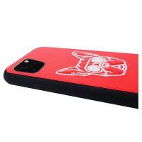 IPearl iPhone 11 pro 格物致简夜光手机壳 5.8英寸(红法斗)