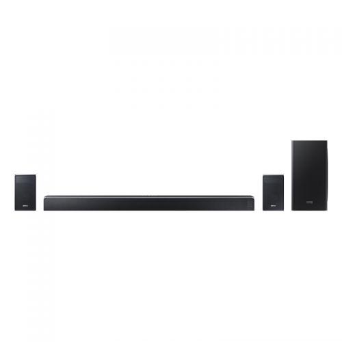 三星(Samsung)回音壁条形音响 HW-Q90R/XZ(黑色)