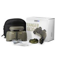 产地德国 进口视得乐(STEINER)游侠 8X30双筒望远镜  经典版(军绿色)