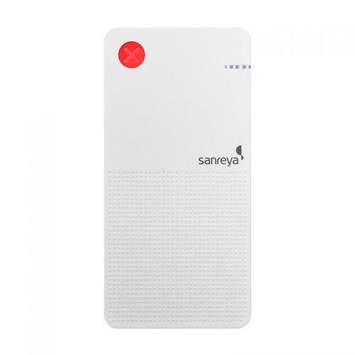 尚睿(SANREYA)10000mAh移动电源ZER10(白色)