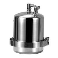 产地 美国 进口美而浦(MULTIPURE)家用厨房直饮净水器  Aquamini(银色)