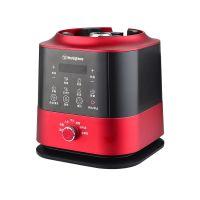 西屋(Westinghouse)多功能破壁料理机全自动加热炖煮WFB-E1(红色)【赠烤箱270993】