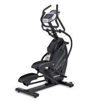 乔山(JOHNSON)磁控静音健身器材 登峰踏步机 HT5.0 (深灰色)