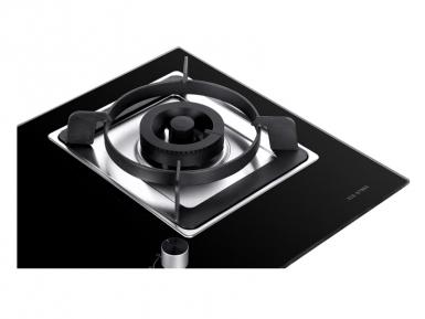 樱花(SAKURA) 天然气 嵌入式 玻璃面板 燃气灶 SCG-6786GT