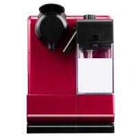 产地意大利 进口奈斯派索(Nespresso)胶囊咖啡机 Lattissima Touch F511(红色)
