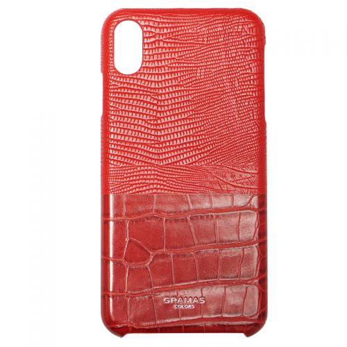 GRAMAS iPhone手机 Pu保护壳 适用iPhoneXs/ iPhone X手机 CSC-62328