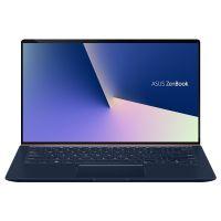 华硕(ASUS)灵耀U 2代 14英寸轻薄笔记本电脑(i7-8565U 8G 512GB MX150 2G IPS)尊爵蓝 U4300FN8565-0D8BXYQ2X20