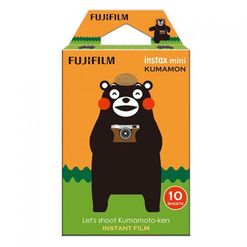 富士(FUJIFILM)instax一次成像相机 拍立得mini相纸(熊本熊)