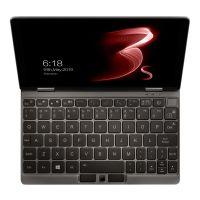 壹号本(ONE-NETBOOK)8.4英寸笔记本电脑 One-Mix 3S 铂金版( i7-8500Y 16GB 512GB SSD)钛灰色