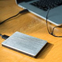 希捷(Seagate)Backup Plus睿品(升级版)2T 2.5英寸 USB3.0移动硬盘 钛金灰(STDR2000301)
