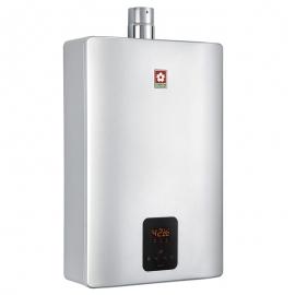 *樱花(SAKURA)16升 强排式 天然气热水器 SCH-16E79T