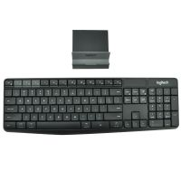 罗技 (Logitech)  K375S 无线键盘支架套装
