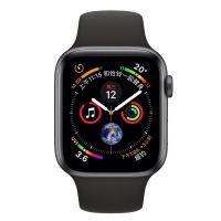 Apple WatchS4 44mm GPS + 蜂窝版 MTVU2CH/A(深空灰+黑色)