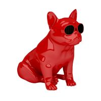 【7月会员专享】AEROSYSTEM (JARRE) 斗牛犬蓝牙音箱 AeroBullXS1(亮红色)