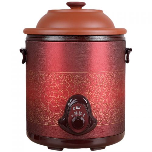 依立(yili)6.8L 快速汤粥煲 TB69A68 (红色)