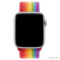 Apple Watch 44mm 回环式运动表带MV9T2FE/A(彩虹版)