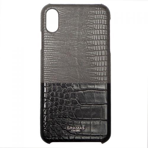GRAMAS iPhoneXs Max Pu保护套 手机保护套CSC-62428BLK(黑色)