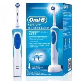 博朗(Braun ) 欧乐B 清亮型电动牙刷D12013