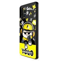 机乐堂(JOYROOM)屁屁猩琉璃手机壳FA-A01 适用华为P30 Pro手机(黑色)  【特价商品,非质量问题不退不换,售完即止】【清仓折扣】