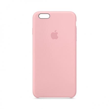 Apple 硅胶保护壳适用于iPhone 6s Plus/6 Plus (粉色 )MLCY2FE/A