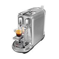奈斯派索(Nespresso)意式家用商用 全自动胶囊咖啡机Creatisa Plus J520(银色)