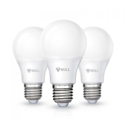 公牛(BULL)LED球泡灯泡9WE27(白光)