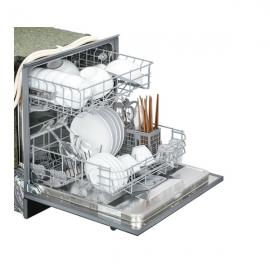 产地西班牙 进口西门子(SIEMENS)嵌入式洗碗机SC73M610TI(黑色)