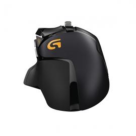 罗技(Logitech)G502  RGB炫光自适应游戏鼠标 (黑色)