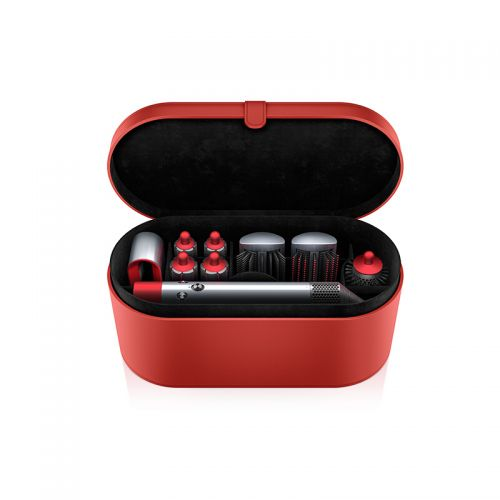 【新品】产地 马来西亚 进口 戴森(Dyson) Airwrap Complete 造型美发器 卷发棒   HS01旗舰套装新春礼盒版  (中国红)
