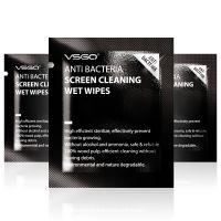 威高(VSGO) 60单片独立装精柔光学清洁湿巾L6012【特价商品,非质量问题不退不换,售完即止】【清仓折扣】