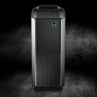 外星人(Alienware)Aurora R8 游戏台式机(i7-9700K 16G 256GB+1TB GTX1660Ti)银色 ALWS-R4726S