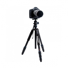 富图宝(Fotopro) 专业三脚架(铝镁合金) MGA-584N+52Q