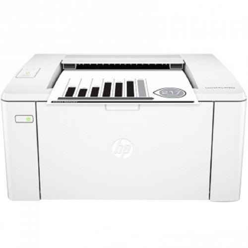 产地越南 进口惠普(HP)HP LaserJet Pro M104w黑白激光打印机 LJ M104W-G3Q37A