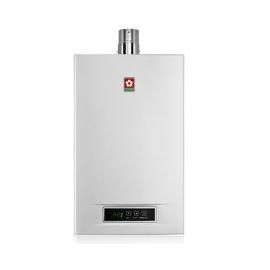 樱花(SAKURA)12升 恒温 强排式 天然气热水器 SCH-12E58T