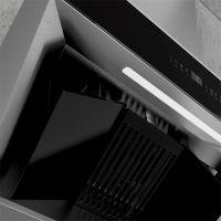 西门子(SIEMENS)欧式T型油烟机 LC88EN951W(黑色)
