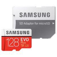 产地菲律宾 进口三星(Samsung)TF128G存储卡MB-MC128GA/CN(红)