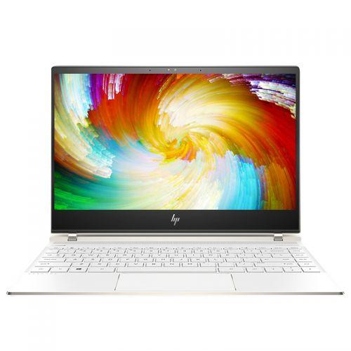 惠普(HP)幽灵Spectre 13 13.3英寸轻薄笔记本电脑(i5-8250U 8G 256GB MX150 4G 触控屏)陶瓷白 13-af003TU