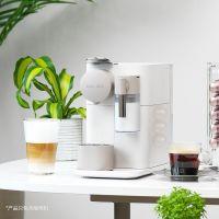 奈斯派索(Nespresso)胶囊意式全自动家用商用咖啡机 Lattissima OneF111(白色)