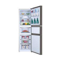 海尔(Haierr)262升 1级能效 三门冰箱BCD-262WDGG(香槟金)