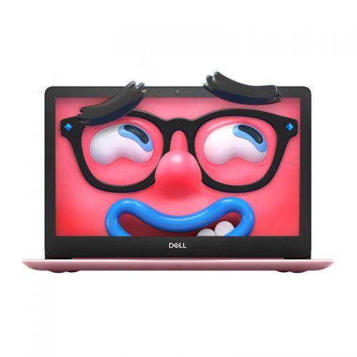 戴尔(Dell)Inspiron灵越13 5000系列 13.3英寸笔记本电脑 粉色(i5-8250U /8GB / 256GB SSD/ 集显)Ins 13-5370-R1605P