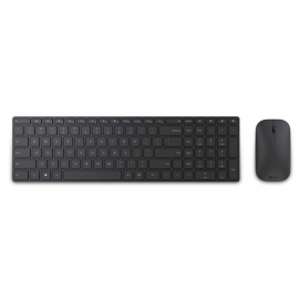 微软(Microsoft)Designer 蓝牙键鼠套装(黑色)