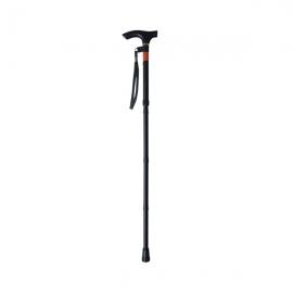 TacaoF(特高步)折叠拐杖E-248(黑色)