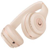 Beats Solo 3 Wireless头戴式耳机 MUH42PA/A(丝缎金)