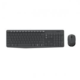 罗技(Logitech)MK235 无线键鼠套装