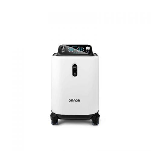 欧姆龙(OMRON)小型医用制氧机 制氧雾化机  KJR-Y55W(白色)