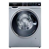 西门子(SIEMENS)10公斤 带烘干滚筒洗衣机 WD14U5680W(银色)